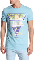Topman Short Sleeve Graphic Tee
