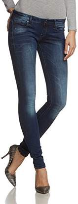 G Star Women's 3301 Low Waist Super Skinny Jeans,27W / 28L