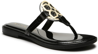 Kelly & Katie Women's Dahlin Sandals Black Size 5 Synthetic From Sole Society
