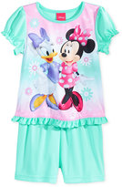 Minnie Mouse 2-Pc. Pajama Set, Toddler Girls (2T-5T)