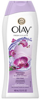Olay Fresh Outlast Body Wash Soothing Orchid & Black Currant