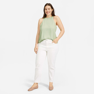 Everlane The Japanese GoWeave High-Neck Tank