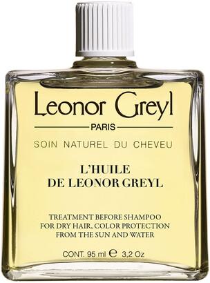 Leonor Greyl Huile de Color Protecting Pre-Shampoo Treatment for Dry Hair), 3.2 oz./ 95 mL