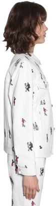 Kirin Dancers Cotton Denim Jacket