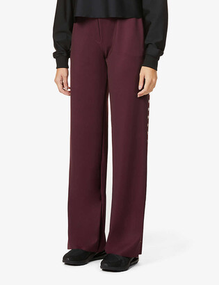 ULTRACOR Element star print stretch-woven trousers