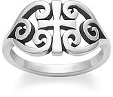 James Avery Jewelry James Avery Sterling Silver Scroll Cross Ring