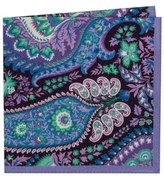 Ted Baker Morrisville Wool & Silk Pocket Square