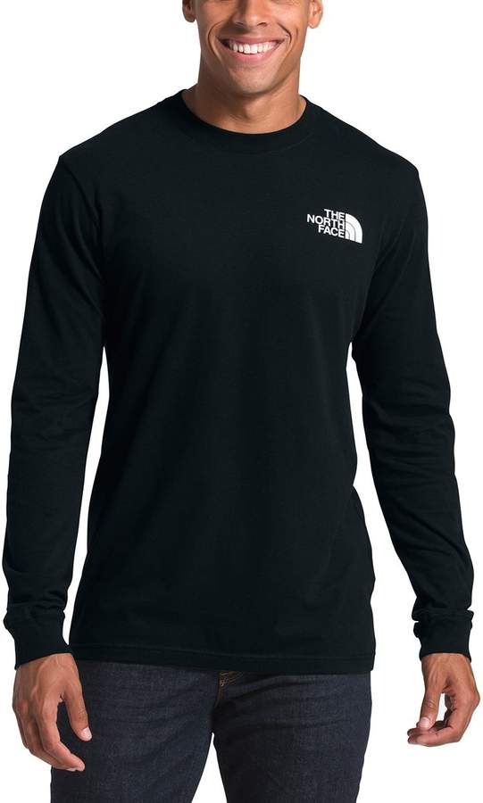 a13af9bc0 Red Box Long-Sleeve T-Shirt - Men's