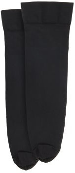 Wolford Individual 10 Ankle Socks - Black