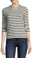 J Brand Women's Harper Stripe Top