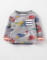 Boden Reversible Printed T-shirt