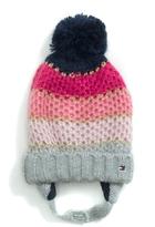 Tommy Hilfiger Multicolor Pom Hat