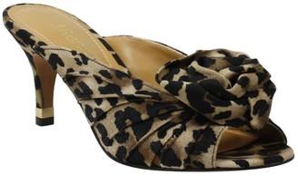 J. Renee Open Toe Slides - Merindah