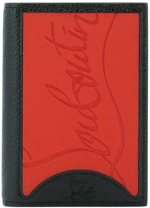 Christian Louboutin Embossed Logo Bifold Wallet