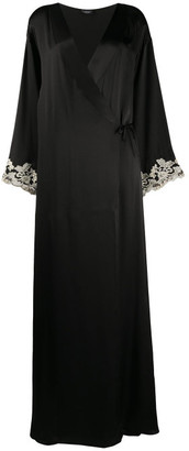 La Perla Maison Silk Long Robe