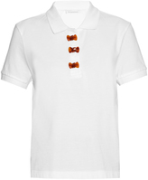 J.W.Anderson Bow-embellished polo shirt