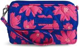 Vera Bradley All in One Crossbody and Wristlet for iPhone 6+