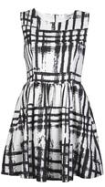 Sam & Lavi Crom plaid dress