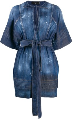 DSQUARED2 denim dress