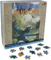 Disney Pandora Travel Poster Puzzle