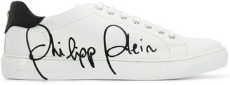 Philipp Plein Lo-Top Signature sneakers