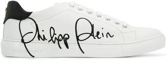 Philipp Plein Lo-Top Signature sneakers