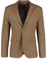 Pier 1 Imports Suit jacket camel melange