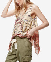 Free People Daydreamers Asymmetrical Top