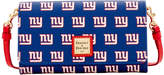 Dooney & Bourke NFL NY Giants Daphne Crossbody Wallet