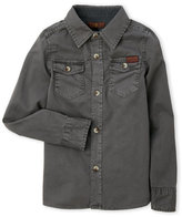 7 For All Mankind Boys 4-7) Two-Pocket Shirt