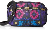 Le Sport Sac Parker Cross Body Bag, Midnight Flower Patch, One