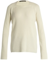 Haider Ackermann Invidia wool and cashmere-blend sweater