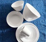 Pottery Barn Au Naturale Low Serve Bowl