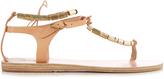 Ancient Greek Sandals Chrysso leather sandals