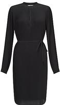 Samsoe & Samsoe Kate Pleated Dress, Black