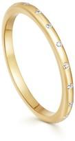 Missoma Gold Solar Studded Ring