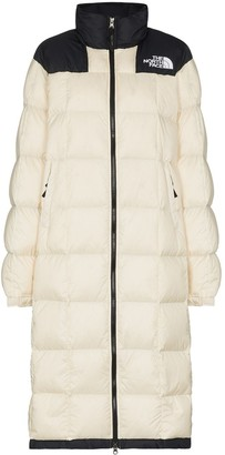The North Face Lhotse long puffer coat