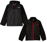 The North Face Black Waterproof Thermoball Triclimate Jacket