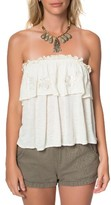 O'Neill Women's Mitsi Ruffle Tube Top