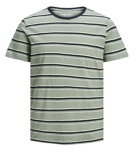 Jack and Jones Men's Striped Tee Shirt