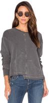 Wilt Big Pockets Shifted Sweatshirt