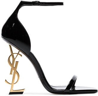 Saint Laurent Opyum 110mm heel sandals