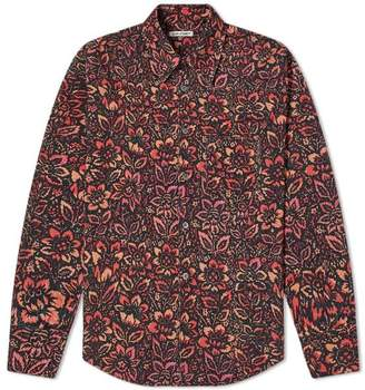 Our Legacy Coco 70 S Shirt Floral - 50 (L)