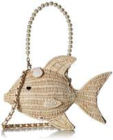 Betsey Johnson Gone Fishin Cross-Body Bag
