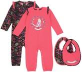 Juicy Couture Baby Knit Bodysuit Set