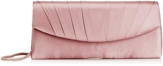 Menbur Womens Basic Clutch 996300097 Pink (Nude)
