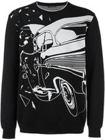 Christopher Kane car crash jumper
