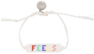 Venessa Arizaga Mood beaded bracelet