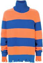 Riccardo Comi striped jumper