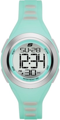Skechers Women's Tennyson Silicone Watch
